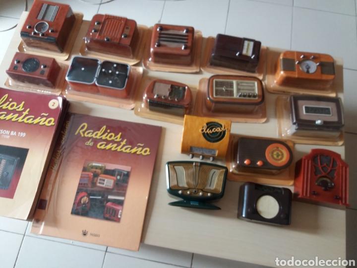 Radios antiguas: RADIOS DE ANTAÑO - RBA FABRI - 40 RADIOS + 40 FASCÍCULOS + 1 TAPA - NUEVAS - Foto 2 - 167945485