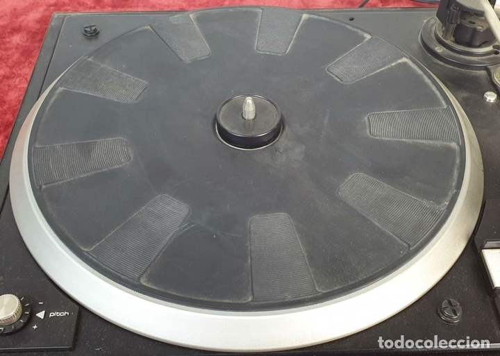 Radios antiguas: TOCADISCOS DUAL 1234. MODELO BETTOR EF-144. STERO. AUTOMÁTICO. CIRCA 1970. - Foto 5 - 167959888
