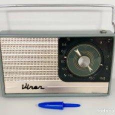 Old radios - Radio Transistor VIRER, FUNCIONANDO, ver vídeo. - 168132018