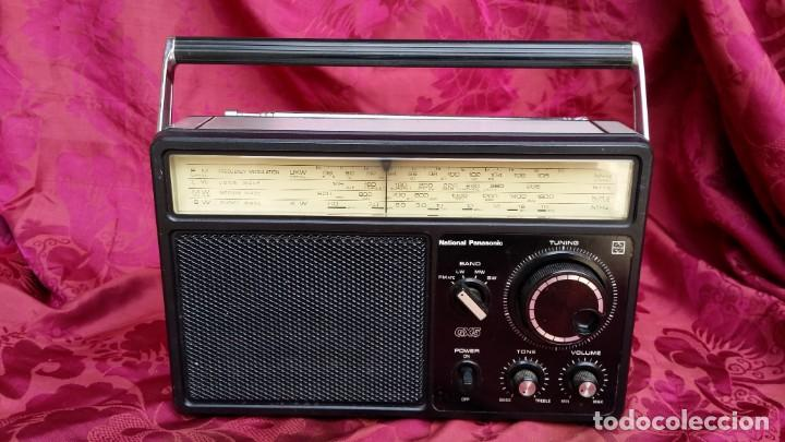 Radios antiguas: Radio/transistor National Panasonic. - Foto 1 - 168180356