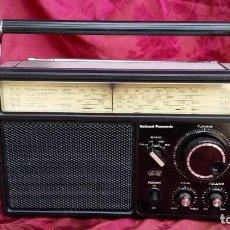 Radios antiguas: RADIO/TRANSISTOR NATIONAL PANASONIC.. Lote 168180356