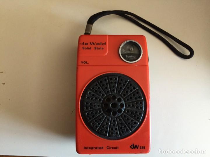 Radios antiguas: radio De wald 530 - Foto 3 - 168280280