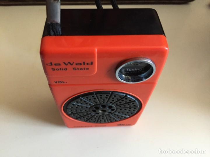 Radios antiguas: radio De wald 530 - Foto 6 - 168280280