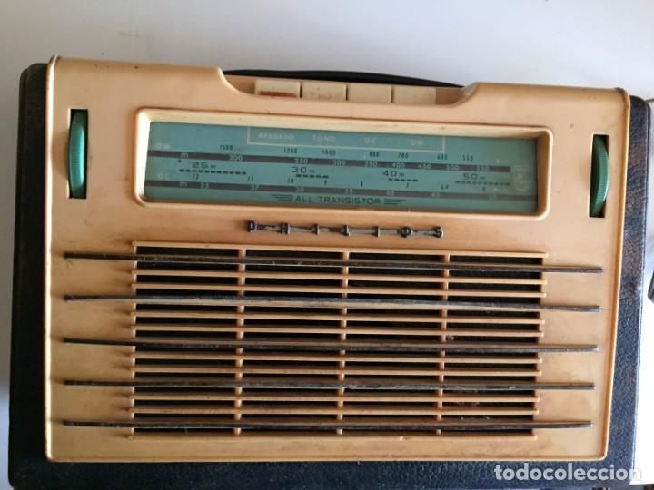 Radios antiguas: Radio Philips - Foto 2 - 168302684