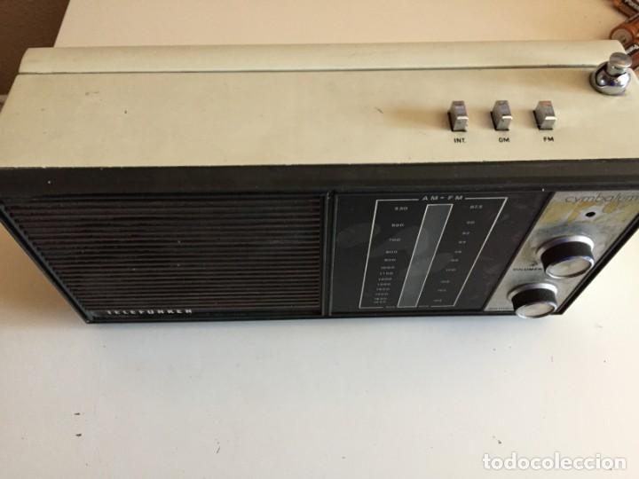 Radios antiguas: Telefunken cymbalum - Foto 2 - 168348620