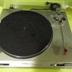 Radios antiguas: TECHNICS, SL B2OS, CON AGUJA ,PERFECTO Y POCO USO, EXCELENTE. Lote 168509292
