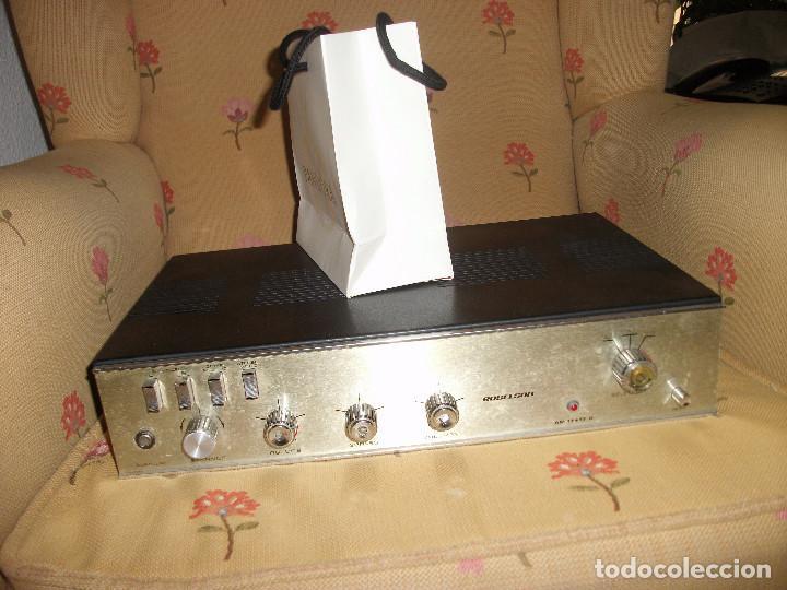 VINTAG AMPLIFICADOR AUDIO **ROSELSON** (Radios, Gramófonos, Grabadoras y Otros - Transistores, Pick-ups y Otros)