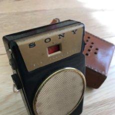 Radios antiguas: SIX TRANSISTOR TR-610 DE SONY. Lote 168686408