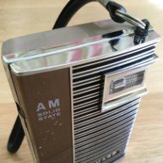 Radios antiguas: AM SOLID STATE DE SHARP.. Lote 168689972