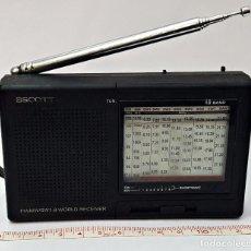 Radios antiguas: RADIO MULTIBANDA SCOTT RX-16. Lote 168747828