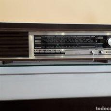 Radios antiguas: APARATO DE RADIO GRUNDIG. Lote 168786250