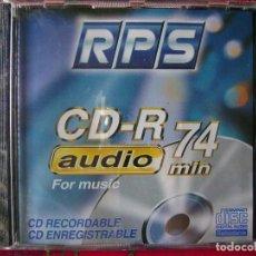Radios Anciennes: LOTE DE 19 CD´S GRABABLES..CD-R AUDIO 74 MIN... NUEVOS FABRICADOS POR EMTEC (BASF)..PRECIO FINAL. Lote 210360047