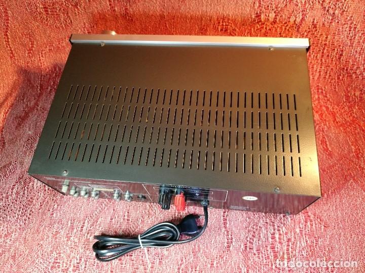 Radios antiguas: AMPLIFICADOR STEREO KENWOOD KA-300 - VINTAGE STEREO AMPLIFIER FUNCIONANDO PERFECTAMENTE - Foto 15 - 168964944