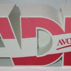 Rádios antigos: RADIO PUBLICIDAD AVON, AÑOS 70-80, FUNCIONA. Lote 169233620