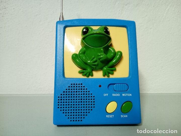 RADIO TRANSISTOR RANA (Radios, Gramófonos, Grabadoras y Otros - Transistores, Pick-ups y Otros)