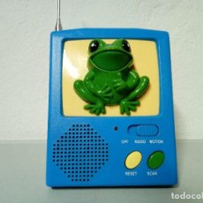Radios antiguas: RADIO TRANSISTOR RANA. Lote 169283192