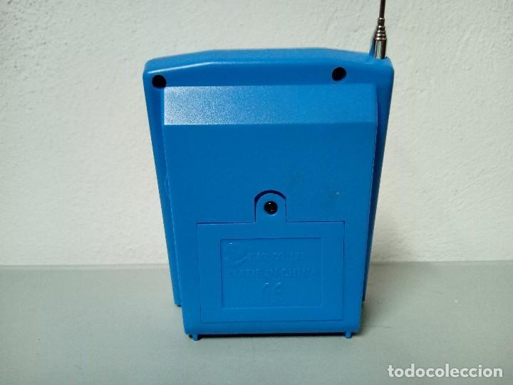 Radios antiguas: Radio transistor Rana - Foto 3 - 169283192
