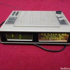 Radios antiguas: RADIO DESPERTADOR JUMBO. Lote 169390461