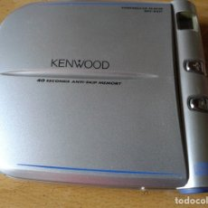 Radios antiguas: CD PORTABLE PLAYER WALKMAN CD, KENWOOD DPC-X517. Lote 169432960