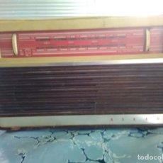 Radios antiguas: TRANSISTOR ASKAR. Lote 169706724