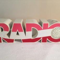 Radios antiguas: RADIO PILAS FM. Lote 169750960