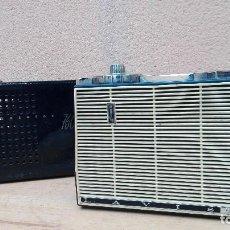 Radios antiguas: RADIO TRANSISTOR LAVIS 760 CON FUNDA NO FUNCIONA. Lote 169851137