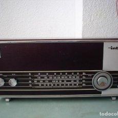 Radios antiguas: RADIO INTER EUROMODUL 80 . Lote 169929728