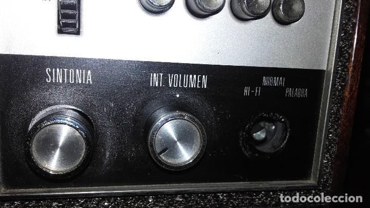 RADIO INTER EUROMODUL 90 (Radios, Gramófonos, Grabadoras y Otros - Transistores, Pick-ups y Otros)
