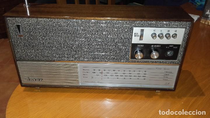 Radios antiguas: RADIO INTER euromodul 90 - Foto 3 - 169968484