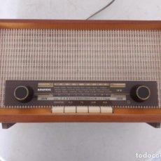 Radios antiguas: RADIO GRUNDIG. Lote 170076624