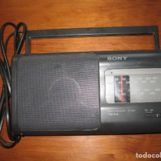 Radios antiguas: RADIO SONY 2 BAND RECEIVER ICF-780. Lote 170217440