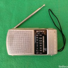 Radios antiguas: RADIO SONY. Lote 170358677