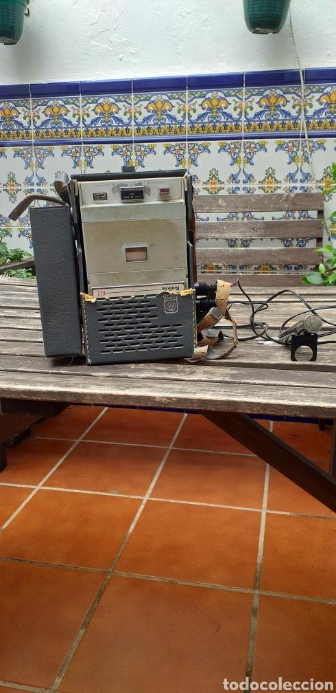 GRABADORA RADIOLA 102 (Radios, Gramófonos, Grabadoras y Otros - Transistores, Pick-ups y Otros)