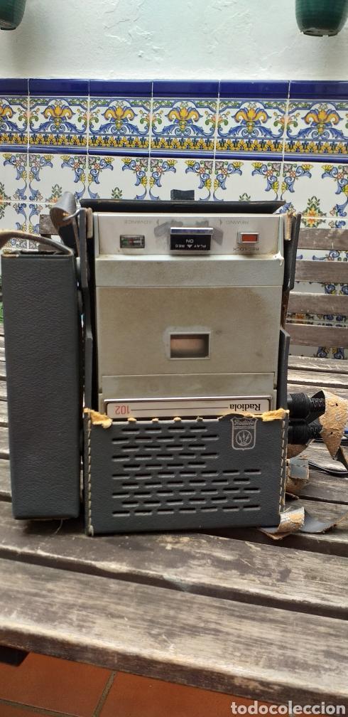 Radios antiguas: Grabadora radiola 102 - Foto 2 - 170363640