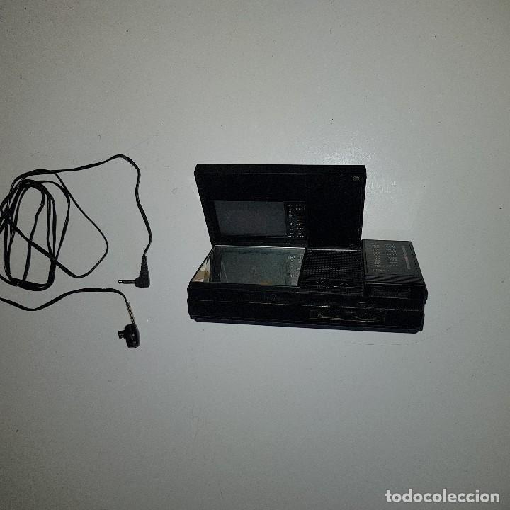 Radios antiguas: CASIO TV 60 - Foto 2 - 170365032