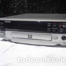 Radios antiguas: PHILIPS CDR 570 REPRODUCTOR GRABADOR DE CD PEPETO ELECTRONICA. Lote 170564726