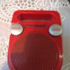 Radios antiguas: RADIO COCA-COLA VINTAGE. Lote 171159635
