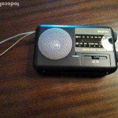 Radios antiguas: RÀDIO SANYO MODELO RP-2002. Lote 171227857
