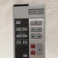 Radios antiguas: MANDO A DISTANCIA PARA VHS - AKAI RC-T4. Lote 171244410