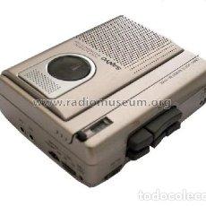 Radios antiguas: GRABADORA REPRODUCTOR DE VOZ DE CASSETTE DE MANO M-1110 C VINTAGE COMO NUEVO¡¡ PEPETO ELECTRONICA. Lote 171266129