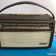 Radios antiguas: ANTIGUA Y PRECIOSA RADIO GRUNDIG CONCERT BOY TRANSISTOR 202, MADE IN GERMANY. Lote 171410427