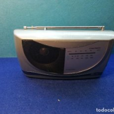 Radios antiguas: RADIO PORTATIL NEVIR FUNCIONANDO. Lote 171427759