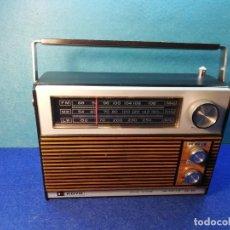 Radios antiguas: RADIO TRANSISTOR KOYO SOLID STATE FUNCIONANDO. Lote 171428660