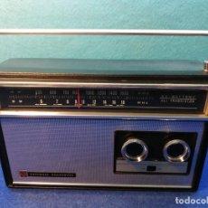 Radios antiguas: RADIO TRANSISTOR NATIONAL PANASONIC R-247 J8 FUNCIONANDO AÑO 1968. Lote 171429402