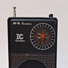 Radios antiguas: ANTIGUA RADIO AM-FM RAMSONIC MOD: NO.RS2255.. Lote 171450482