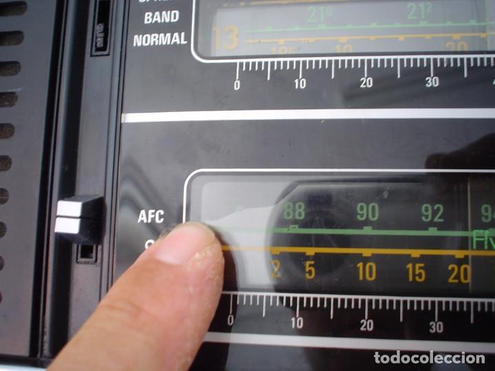 Radios antiguas: RADIO MULTIBANDAS GRUNDIG SATELLIT 2000 - Foto 4 - 171452643
