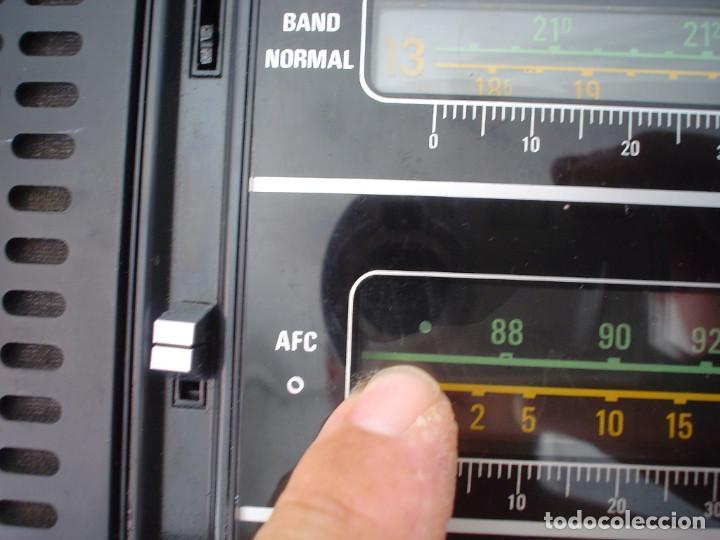 Radios antiguas: RADIO MULTIBANDAS GRUNDIG SATELLIT 2000 - Foto 6 - 171452643