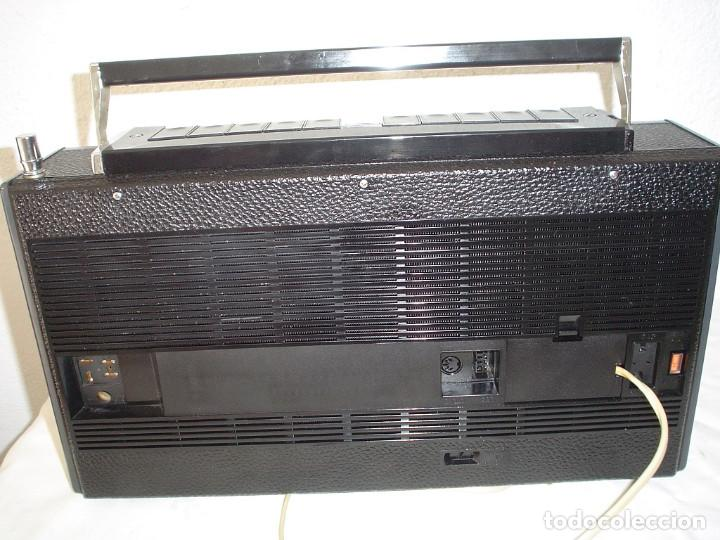 Radios antiguas: RADIO MULTIBANDAS GRUNDIG SATELLIT 2000 - Foto 9 - 171452643