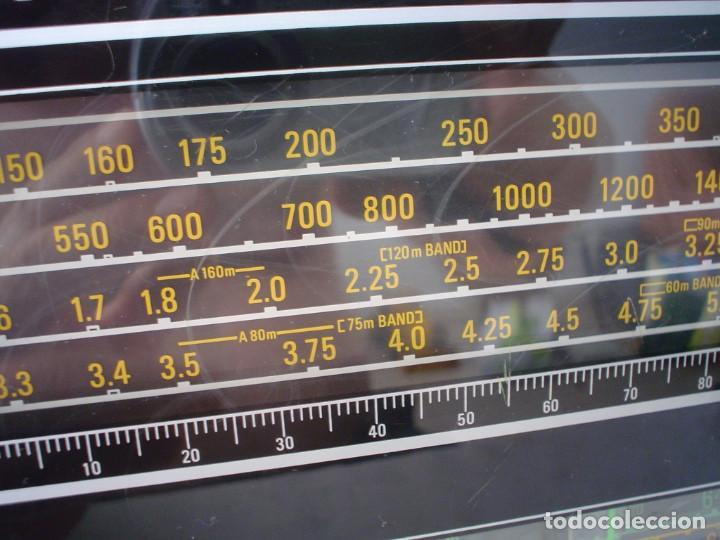 Radios antiguas: RADIO MULTIBANDAS GRUNDIG SATELLIT 2000 - Foto 15 - 171452643