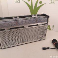 Radios antiguas: RADIO TOURING STUDIO.ITT SCHAUB-LORENZ.MULTI PRE SET.FUNCIONA.. Lote 171496182